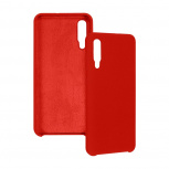 Ghia Funda con Mica AC-9033 para Samsung A30S, Rojo