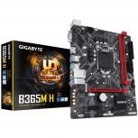 Tarjeta Madre Gigabyte Micro ATX B365M H, S-1151, Intel B365, HDMI, 32GB DDR4 para Intel