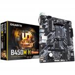 Tarjeta Madre Gigabyte Micro ATX B450M H, S-AM4, AMD B450, HDMI, 32GB DDR4 para AMD