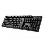 Teclado Gamer Gigabyte FORCE K83, Teclado Mecánico, Cherry MX Red, Alámbrico, Negro