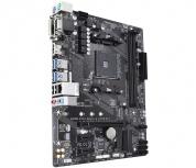 Tarjeta Madre Gigabyte Micro ATX GA-A320M-S2H V2, S-AM4, AMD B350, HDMI, 32GB DDR4 para Intel