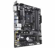 Tarjeta Madre Gigabyte Micro ATX GA-AB350M-DS3H V2 (rev. 1.1), S-AM4, AMD B350, HDMI, 64GB DDR4 para AMD