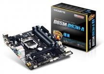 Tarjeta Madre Gigabyte micro ATX GA-B85M-DS3H-A, S-1150, Intel B85, HDMI, 32GB DDR3, para Intel