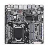Tarjeta Madre Gigabyte Thin Mini ITX GA-IMB370TN, S-1151, Intel Q370 Express, HDMI, 32GB DDR4 para Intel