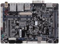Tarjeta Madre Gigabyte SBC GA-SBCAP3450, S-1296, Intel Celeron N3450 Integrada, HDMI, DDR3 para Intel