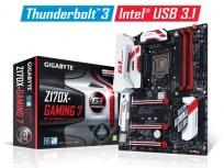Tarjeta Madre Gigabyte ATX GA-Z170X-GAMING 7, S-1151, Intel Z170, HDMI/3.1, 64GB DDR4, para Intel