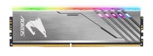 Kit Memoria AORUS RGB DDR4, 3200MHz, 16GB (2 x 8GB), Non-ECC, CL16, XMP