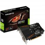 Tarjeta de Video Gigabyte NVIDIA GeForce GTX 1050, 2GB 128-bit GDDR5, PCI Express x16 3.0