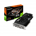Tarjeta de Video Gigabyte NVIDIA GeForce RTX 2060 WINDFORCE OC, 6GB 192-bit GDDR6, PCI Express  3.0 ― ¡Compre y reciba Game Ready Bundle