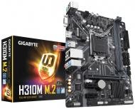 Tarjeta Madre Gigabyte Micro ATX H310M M.2 (rev. 1.0), S-1151, Intel H310, HDMI, 32GB DDR4 para Intel ― Compatibles solo con 8va y/o  9va Generación (Revisar modelos aplicables)