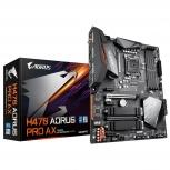 Tarjeta Madre AORUS ATX H470 PRO AX, S-1200, Intel H470, HDMI, 128GB DDR4 para Intel