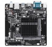 Tarjeta Madre Gigabyte mini ITX J4105N H (rev. 1.0), Intel Celeron J4105 Integrada, HDMI, 16GB DDR4 para Intel