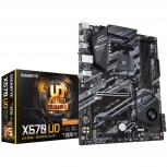 Tarjeta Madre Gigabyte ATX X570 UD, S-AM4, AMD X570, HDMI, 128GB DDR4 para AMD