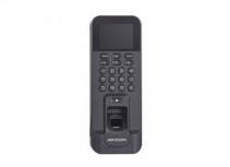 Hikvision Control de Acceso y Asistencia Biométrico DS-K1T804MF,  3000 Huellas/ 3000 Tarjetas, RJ-45