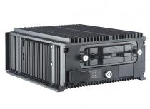 Hikvision NVR de 8 Canales DS-MP7608HN para 2 Discos Duros, máx. 4TB, 1x USB 2.0, 10x RJ-45
