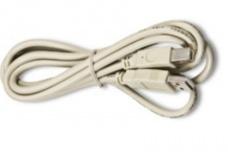 Honeywell Cable USB A Macho - USB B Macho, 2 Metros, Blanco