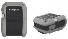 Honeywell Impresora Móvil RP4, Térmica Directa, Inalámbrico, 203 x 203 DPI, Bluetooth, WiFi, Negro/Gris