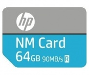 Memoria Flash HP NM100, 64GB MicroSD UHS-III Clase 10