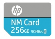 Memoria Flash HP NM100, 256GB MicroSD UHS-III Clase 10