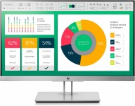 Monitor HP Elitedisplay E223 LED 21.5'', Full HD, Widescreen, HDMI, Negro/Plata