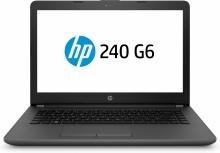 Laptop HP 240 G6 14'' HD, Intel Core i5-7200U 2.50GHz, 8GB, 1TB, Windows 10 Home 64-bit, Negro