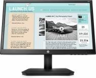 Monitor HP V190 LED 18.5'', HD, Widescreen, Negro