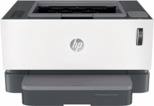 HP Neverstop Laser 1000w, Blanco y Negro, Láser, Inalámbrico, Print