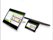HP Sistema POS Engage One Prime Pantalla Dual 14