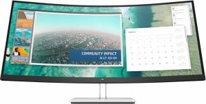 Monitor Curvo HP E344c LCD 34
