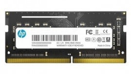 Memoria RAM HP S1 DDR4, 2666MHz, 16GB, CL17, SO-DIMM