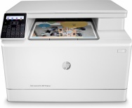 Multifuncional HP LaserJet Pro MFP M182NW, Color, Láser, Inalámbrico, Print/Scan/Copy ― ¡Compre y reciba 5% de saldo para su siguiente pedido! Limitado a 5 unidades x cliente