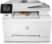 Multifuncional HP LaserJet Pro MFP M283fdw, Color, Láser, Inalámbrico, Print/Scan/Copy/Fax