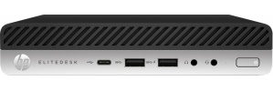 Computadora HP EliteDesk 800 G5, Intel Core i5-9500T 2.20GHz, 16GB, 512GB SSD, Windows 10 Pro 64-bit