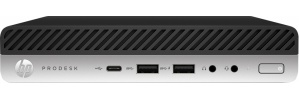 Computadora HP ProDesk 600 G5, Intel Core i5-9500T, 16GB, 256GB SSD, Windows 10 Pro 64-bit ― Teclado en Inglés