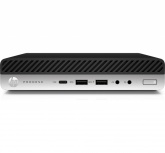 Mini PC HP ProDesk 600 G4, Intel Core i5-9500T 2.20GHz, 8GB, 256GB SSD, Windows 10 Pro 64-bit