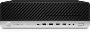 Computadora HP EliteDesk 800 G5 SFF, Intel Core i5-9500 3GHz, 16GB, 32GB Optane, 512GB SSD, Windows 10 Pro 64-bit