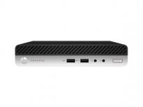 Computadora HP ProDesk 405 G4, AMD Ryzen 5 Pro 2400GE 3.20GHz, 8GB, 500GB + 256GB SSD, Windows 10 Home 64-bit