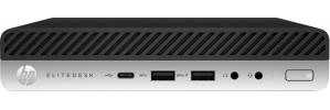 Computadora HP EliteDesk 800 G5 SFF, Intel Core i7-9700 3GHz, 16GB, 512GB SSD, Windows 10 Pro 64-bit + Teclado/Mouse