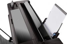 Plotter HP DesignJet T730 36'', Color, Inyección, Inalámbrico, Print ― Incluye Smart TV Ghia 39