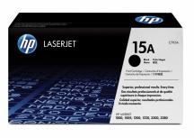 Tóner HP 15A Negro, 2500 Páginas ― ¡Compre y reciba 5% del valor de este producto en saldo para su siguiente pedido!