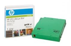 HPE Cartucho de Datos LTO-4 Ultrium RW, 800/1600GB, 820 Metros
