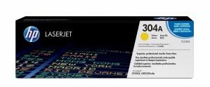 Tóner HP 304A Amarillo, 2800 Páginas ― ¡Compre y reciba 5% del valor de este producto en saldo para su siguiente pedido!