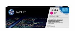 Tóner HP 304A Magenta, 2800 Páginas ― ¡Compre y reciba 5% del valor de este producto en saldo para su siguiente pedido!