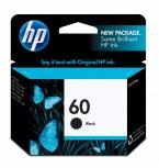 Cartucho HP 60 Negro, 200 Páginas ― ¡Compre y reciba 6% del valor de este producto en saldo para su siguiente pedido!