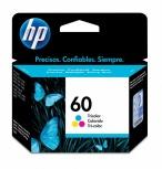 Cartucho HP 60 Tricolor, 165 Páginas ― ¡Compre y reciba 6% del valor de este producto en saldo para su siguiente pedido!