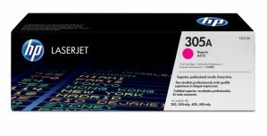 Tóner HP 305A Magenta, 2600 Páginas ― ¡Compre y reciba 5% del valor de este producto en saldo para su siguiente pedido!