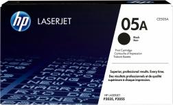 Tóner HP 05A Negro, 2300 Páginas ― ¡Compre y reciba 5% del valor de este producto en saldo para su siguiente pedido!