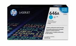 Tóner HP 646A Cyan, 12.500 Páginas ― ¡Compre y reciba 5% del valor de este producto en saldo para su siguiente pedido!