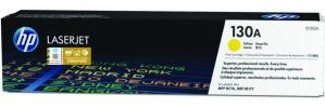 Tóner HP 130A Amarillo, 1000 Páginas ― ¡Compre y reciba 5% del valor de este producto en saldo para su siguiente pedido!