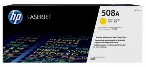 Tóner HP 508A Amarillo, 5000 Páginas ― ¡Compre y reciba 5% del valor de este producto en saldo para su siguiente pedido!